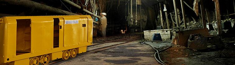 urządzenia górnicze
